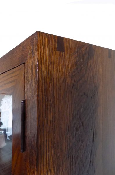 distressed-oak-display-cabinet-2
