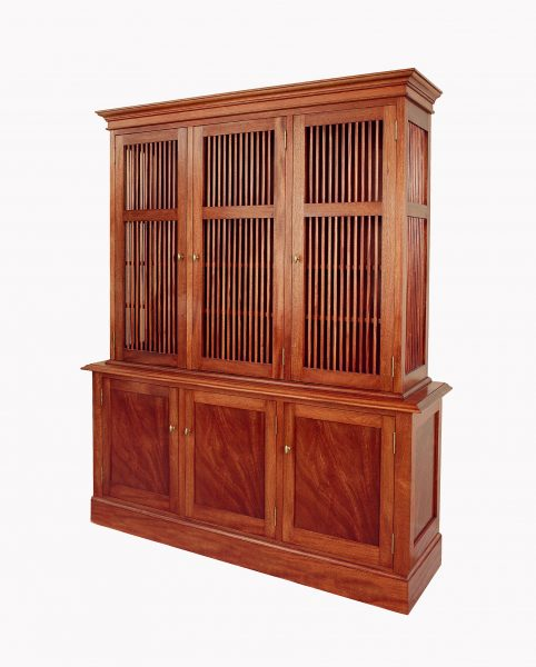 library-display-cabinet