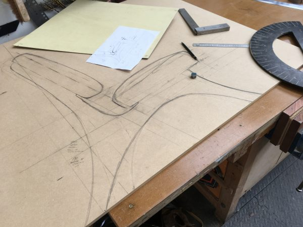 Life-size-drawing-for-accurate-furniture-making